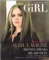 AVRIL LAVIGNE Girl (9/04) JAPAN Picture Magazine