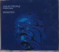 LIQUID PEOPLE VS. SIMPLE MINDS Monster UK CD5
