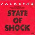 JACKSONS State Of Shock UK 7