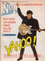 NO. 1 Number 1 Magazine May 31st 1986