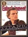 LEONARDO DiCAPRIO Entertainment Weekly (2/6/97) USA Magazine