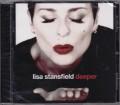 LISA STANSFIELD Deeper USA CD