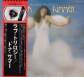 DONNA SUMMER A Love Trilogy JAPAN LP