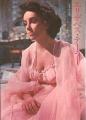 ELIZABETH TAYLOR Cine Album JAPAN Picture Book