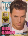 NICK KAMEN No 1 (3/14/87) UK Magazine