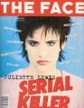 JULIETTE LEWIS The Face (4/94) UK Magazine