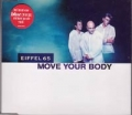 EIFFEL 65 Move Your Body UK CD5 w/Remixes