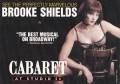 BROOKE SHIELDS Cabaret USA Postcard