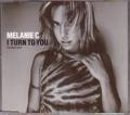 MELANIE C I Turn To You AUSTRALIA CD5 w/5 Tracks+Video & Sticker
