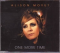 ALISON MOYET One More Time EU CD5 w/3 Tracks