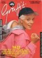 YAZZ Graffiti (#16) UK Magazine
