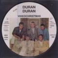 DURAN DURAN Video Christmas EU LP Picture Disc