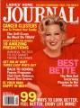 BETTE MIDLER Ladies' Home Journal (9/99) USA Magazine