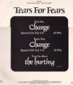 TEARS FOR FEARS Change USA 12