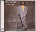 ERIC CLAPTON Bad Love FRANCE CD5