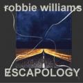 ROBBIE WILLIAMS Escapology UK CD