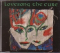 THE CURE Lovesong UK CD5