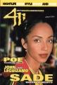 SADE 411 (8/01) USA Magazine