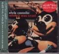 ELVIS COSTELLO When I Was Cruel JAPAN CD w/2 Bonus Tracks