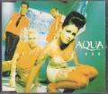 AQUA Roses Are Red EU Picture CD5 w/7 Mixes