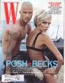 VICTORIA BECKHAM W (8/07) USA Magazine