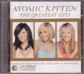 ATOMIC KITTEN The Greatest Hits EU CDw/15 Tracks