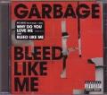 GARBAGE Bleed Like Me USA CD