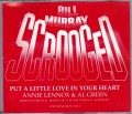 ANNIE LENNOX & AL GREEN Put A Little Love In Your Heart USA CD5 Promo Only