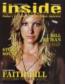 FAITH HILL Inside Connection (12/02) USA Magazine
